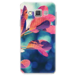 Plastové pouzdro iSaprio Autumn 01 na mobil Samsung Galaxy A3