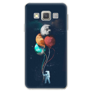 Plastové pouzdro iSaprio Balloons 02 na mobil Samsung Galaxy A3