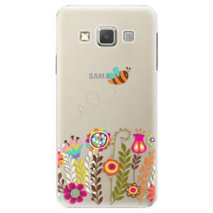 Plastové pouzdro iSaprio Bee 01 na mobil Samsung Galaxy A3