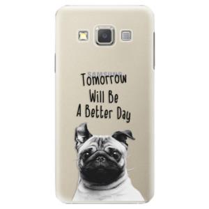 Plastové pouzdro iSaprio Better Day 01 na mobil Samsung Galaxy A3