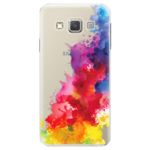 Plastové pouzdro iSaprio Color Splash 01 na mobil Samsung Galaxy A3