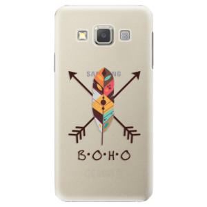 Plastové pouzdro iSaprio BOHO na mobil Samsung Galaxy A3