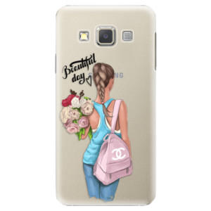 Plastové pouzdro iSaprio Beautiful Day na mobil Samsung Galaxy A3
