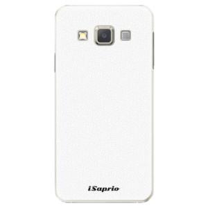 Plastové pouzdro iSaprio 4Pure bílé na mobil Samsung Galaxy A3
