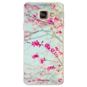 Plastové pouzdro iSaprio Blossom 01 na mobil Samsung Galaxy A3 2016