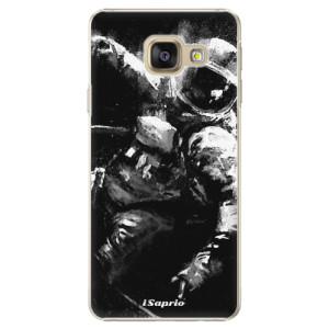 Plastové pouzdro iSaprio Astronaut 02 na mobil Samsung Galaxy A3 2016