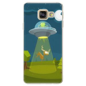 Plastové pouzdro iSaprio Alien 01 na mobil Samsung Galaxy A3 2016