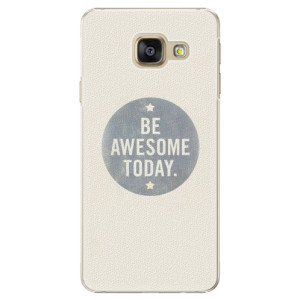 Plastové pouzdro iSaprio Awesome 02 na mobil Samsung Galaxy A3 2016