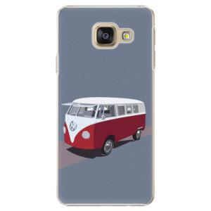 Plastové pouzdro iSaprio VW Bus na mobil Samsung Galaxy A3 2016