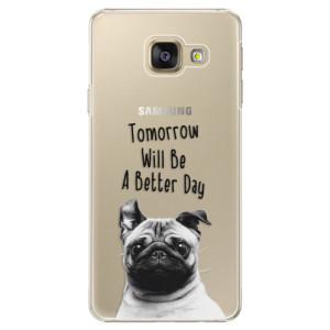 Plastové pouzdro iSaprio Better Day 01 na mobil Samsung Galaxy A3 2016