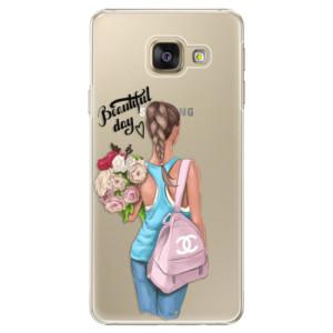 Plastové pouzdro iSaprio Beautiful Day na mobil Samsung Galaxy A3 2016
