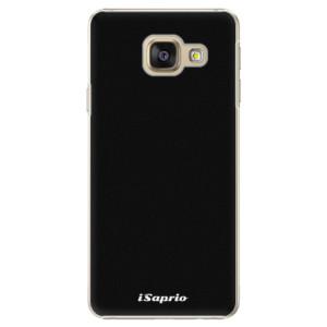 Plastové pouzdro iSaprio 4Pure černé na mobil Samsung Galaxy A3 2016