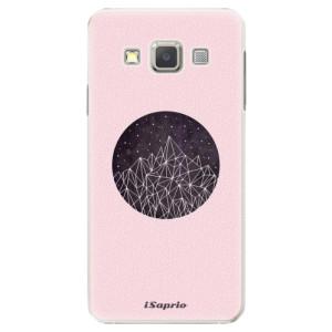 Plastové pouzdro iSaprio Digital Mountains 10 na mobil Samsung Galaxy A5