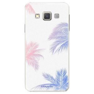 Plastové pouzdro iSaprio Digital Palms 10 na mobil Samsung Galaxy A5