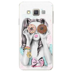 Plastové pouzdro iSaprio Donuts 10 na mobil Samsung Galaxy A5