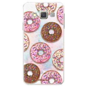 Plastové pouzdro iSaprio Donuts 11 na mobil Samsung Galaxy A5