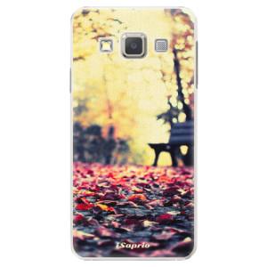 Plastové pouzdro iSaprio Bench 01 na mobil Samsung Galaxy A5
