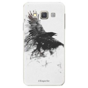 Plastové pouzdro iSaprio Dark Bird 01 na mobil Samsung Galaxy A5