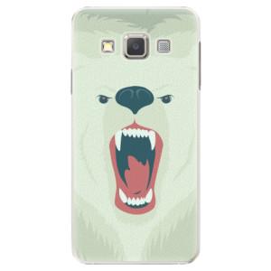Plastové pouzdro iSaprio Angry Bear na mobil Samsung Galaxy A5