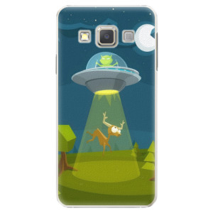 Plastové pouzdro iSaprio Alien 01 na mobil Samsung Galaxy A5