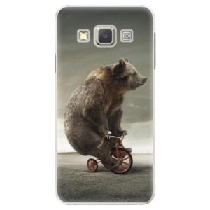 Plastové pouzdro iSaprio Bear 01 na mobil Samsung Galaxy A5
