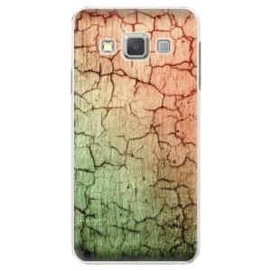 Plastové pouzdro iSaprio Cracked Wall 01 na mobil Samsung Galaxy A5