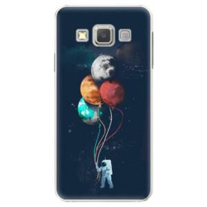 Plastové pouzdro iSaprio Balloons 02 na mobil Samsung Galaxy A5