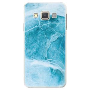 Plastové pouzdro iSaprio Blue Marble na mobil Samsung Galaxy A5