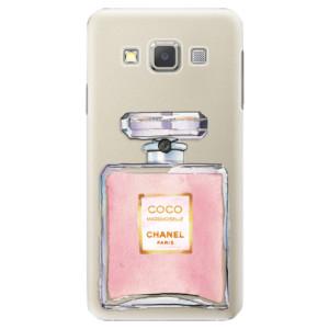 Plastové pouzdro iSaprio Chanel Rose na mobil Samsung Galaxy A5