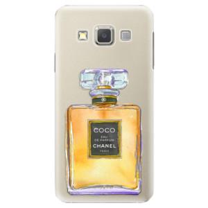 Plastové pouzdro iSaprio Chanel Gold na mobil Samsung Galaxy A5