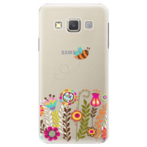 Plastové pouzdro iSaprio Bee 01 na mobil Samsung Galaxy A5