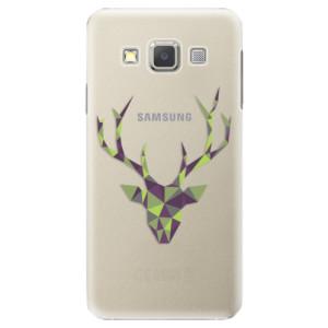Plastové pouzdro iSaprio Deer Green na mobil Samsung Galaxy A5