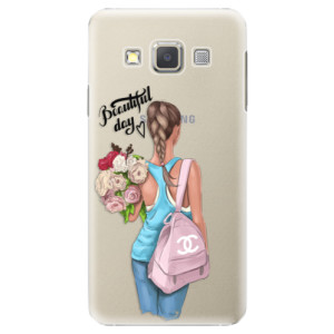 Plastové pouzdro iSaprio Beautiful Day na mobil Samsung Galaxy A5