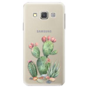 Plastové pouzdro iSaprio Cacti 01 na mobil Samsung Galaxy A5