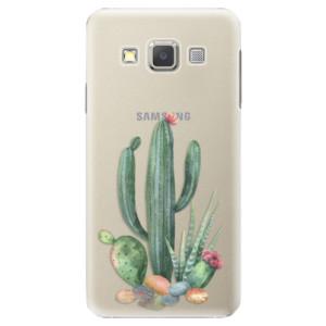 Plastové pouzdro iSaprio Cacti 02 na mobil Samsung Galaxy A5