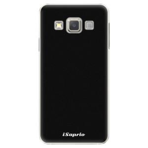 Plastové pouzdro iSaprio 4Pure černé na mobil Samsung Galaxy A5