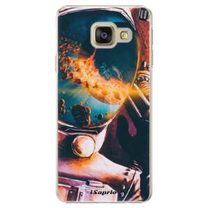 Plastové pouzdro iSaprio Astronaut 01 na mobil Samsung Galaxy A5 2016