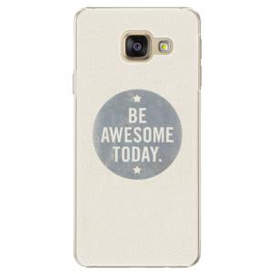 Plastové pouzdro iSaprio Awesome 02 na mobil Samsung Galaxy A5 2016