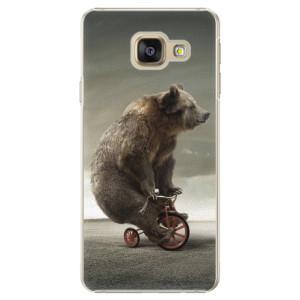 Plastové pouzdro iSaprio Bear 01 na mobil Samsung Galaxy A5 2016