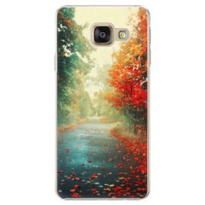 Plastové pouzdro iSaprio Autumn 03 na mobil Samsung Galaxy A5 2016