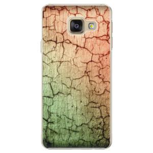 Plastové pouzdro iSaprio Cracked Wall 01 na mobil Samsung Galaxy A5 2016