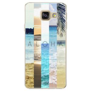 Plastové pouzdro iSaprio Aloha 02 na mobil Samsung Galaxy A5 2016