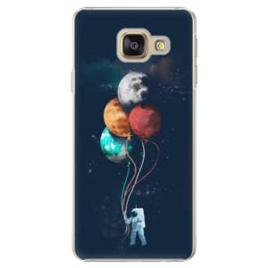 Plastové pouzdro iSaprio Balloons 02 na mobil Samsung Galaxy A5 2016