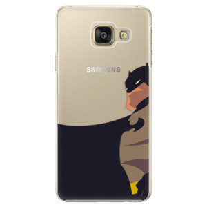 Plastové pouzdro iSaprio BaT Comics na mobil Samsung Galaxy A5 2016