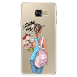 Plastové pouzdro iSaprio Beautiful Day na mobil Samsung Galaxy A5 2016