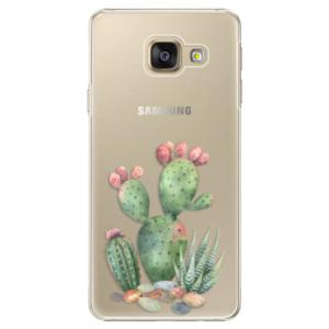 Plastové pouzdro iSaprio Cacti 01 na mobil Samsung Galaxy A5 2016