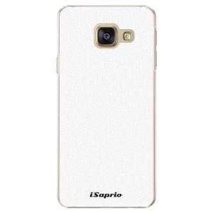 Plastové pouzdro iSaprio 4Pure bílé na mobil Samsung Galaxy A5 2016