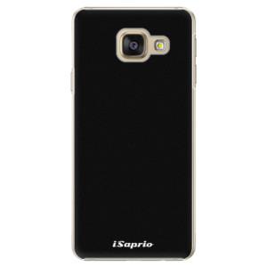Plastové pouzdro iSaprio 4Pure černé na mobil Samsung Galaxy A5 2016