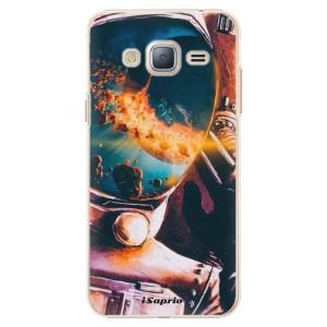Plastové pouzdro iSaprio Astronaut 01 na mobil Samsung Galaxy J3 2016