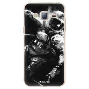 Plastové pouzdro iSaprio Astronaut 02 na mobil Samsung Galaxy J3 2016